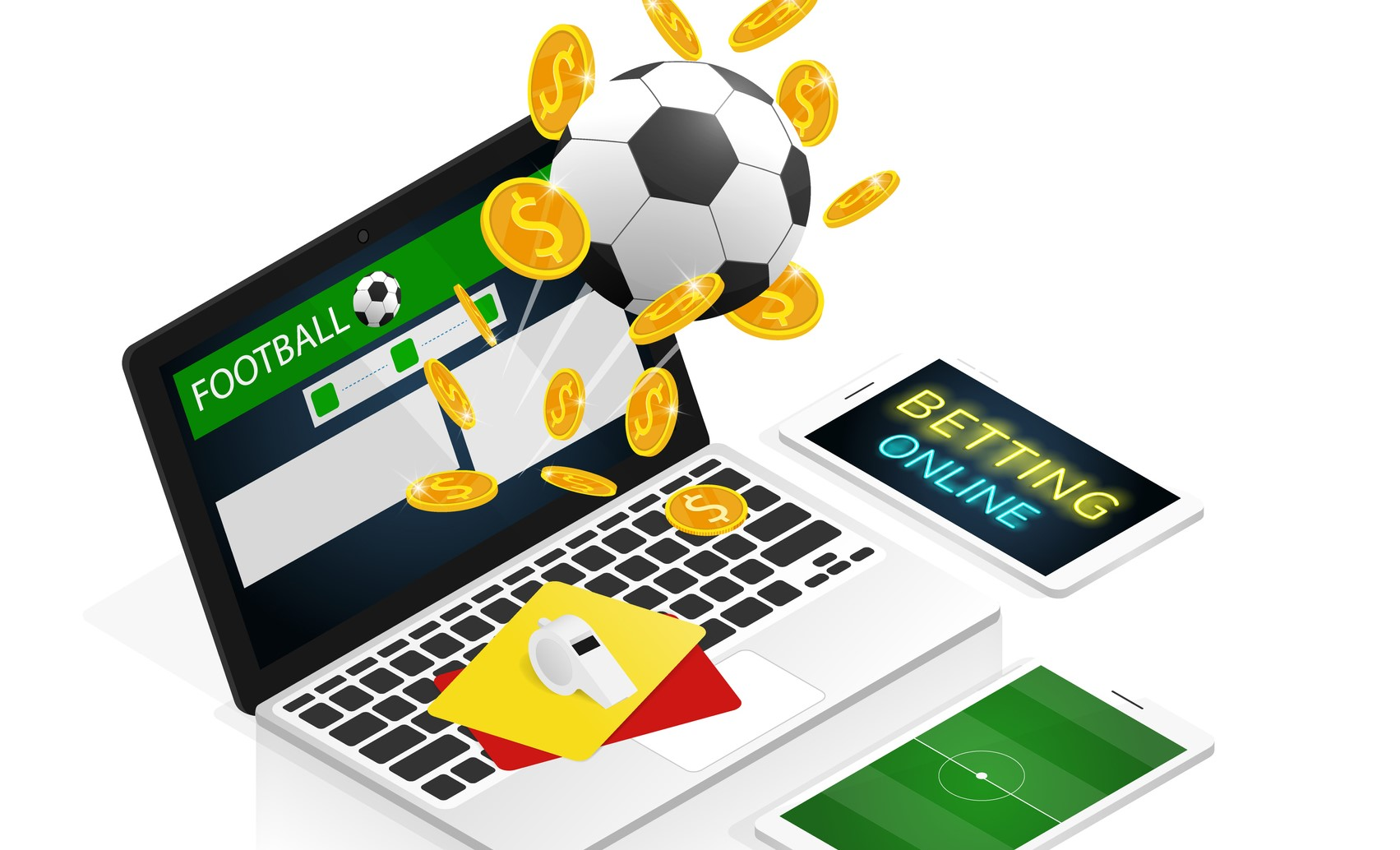 The best way of making money with football betting