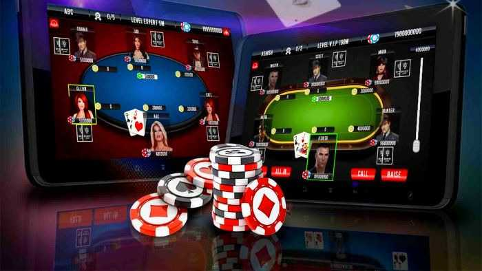 Virtual Poker – Bet Like A King With All These Betting Strategies